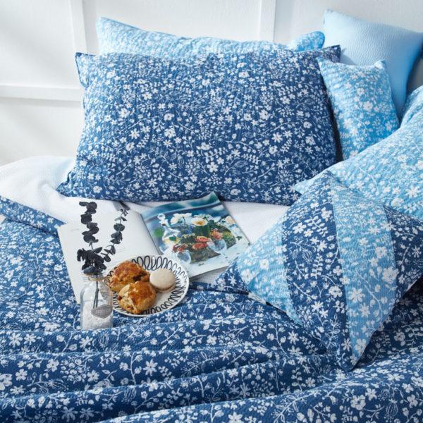 블루밍_Navy, Blue